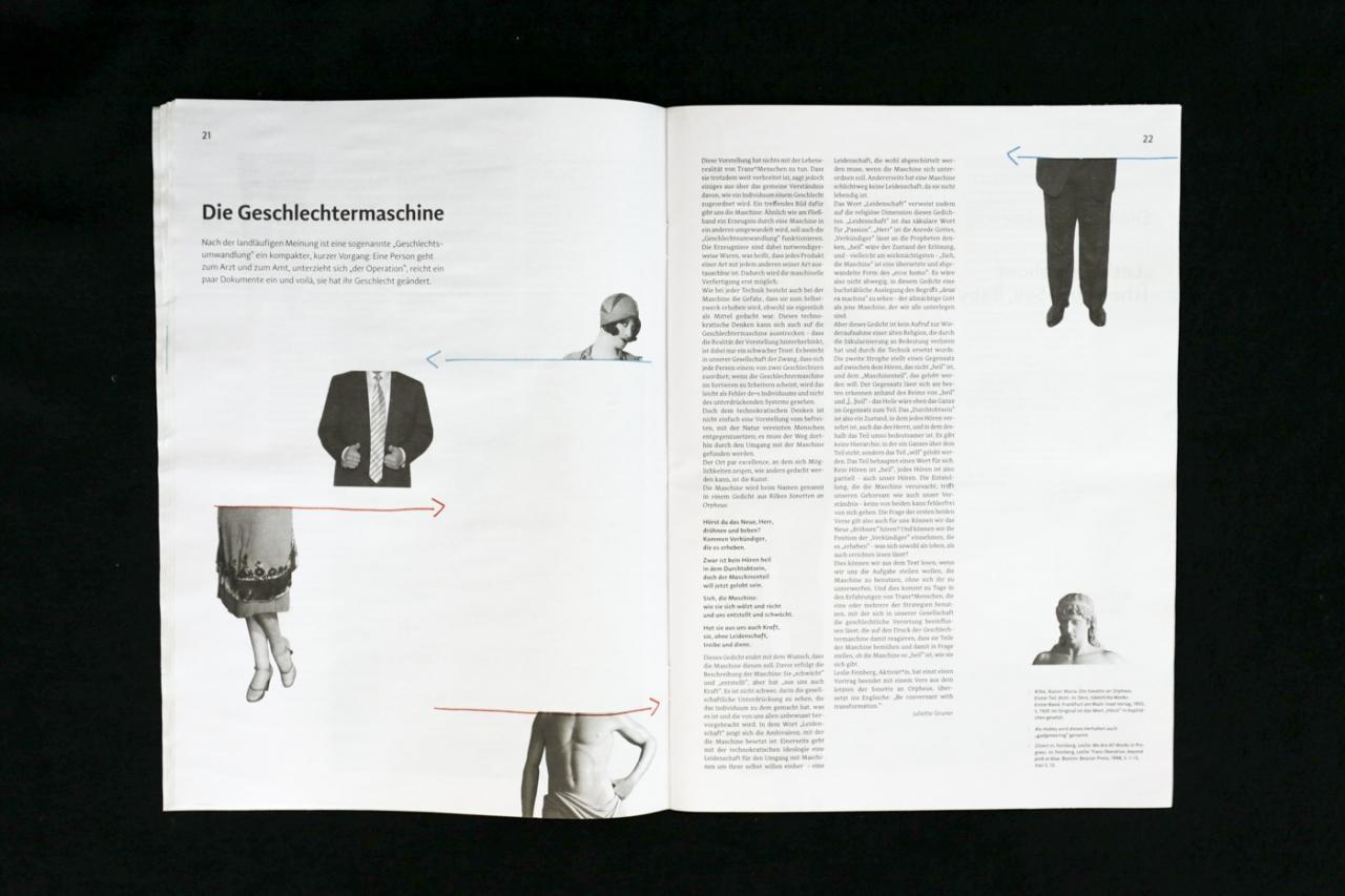 ⏥ gegenfeuer AStA Zeitung  Frankfurt am Main